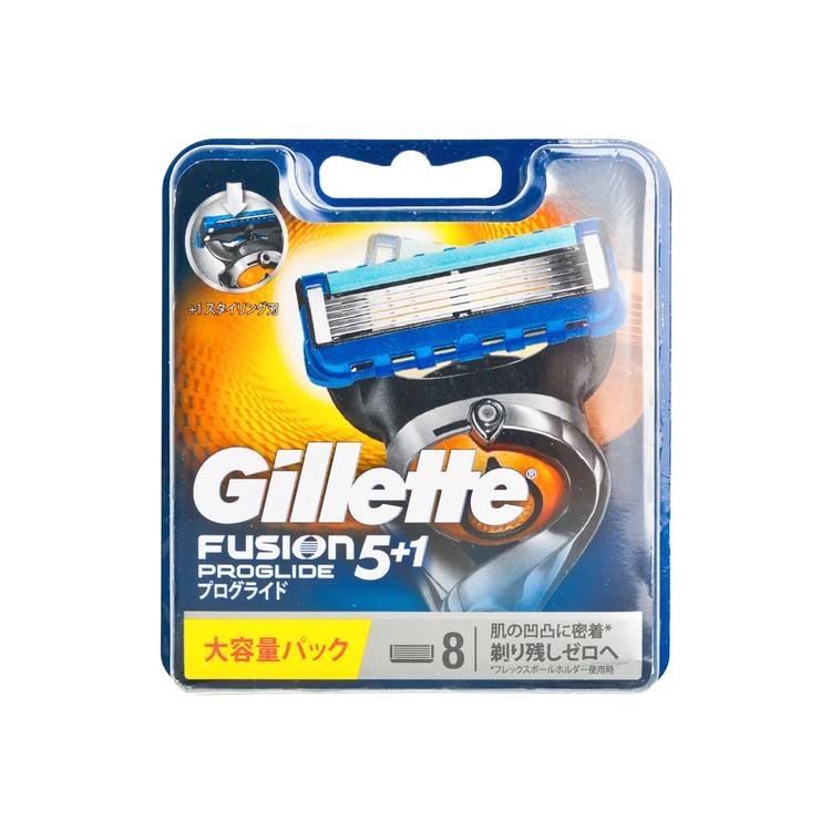 GILLETTE - PROGLIDE MANUAL BLADE - 8'S