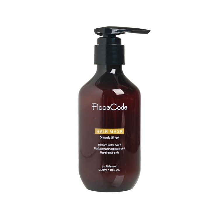 FICCECODE - GINGER HAIR MASK - 300ML