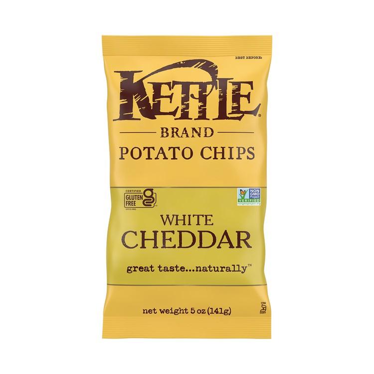 KETTLE - CHIPS NEW YORK CHEDDAR W/ HERBS - 5OZ