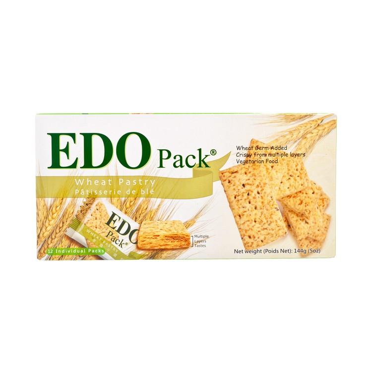 EDO PACK - 千層酥-麥纖 - 144G