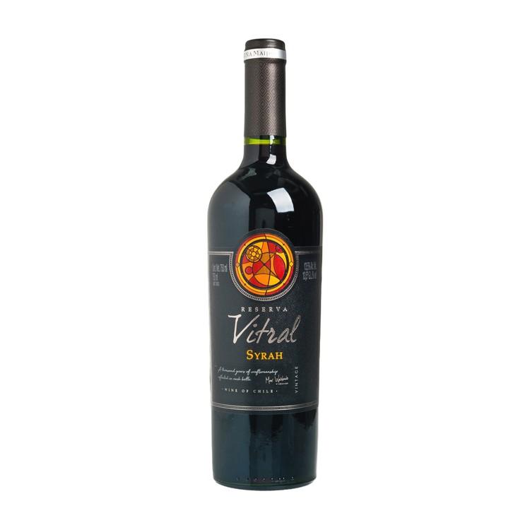 VINA MAIPO - VITRAL RESERVE SYRAH - 750ML