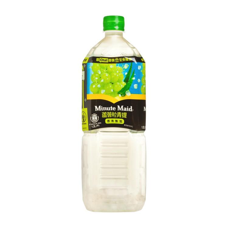 美粒果 - 蘆薈粒青提 - 1.2L