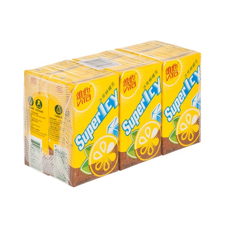 VITA 維他 - SUPERICY 檸檬茶 - 250MLX6
