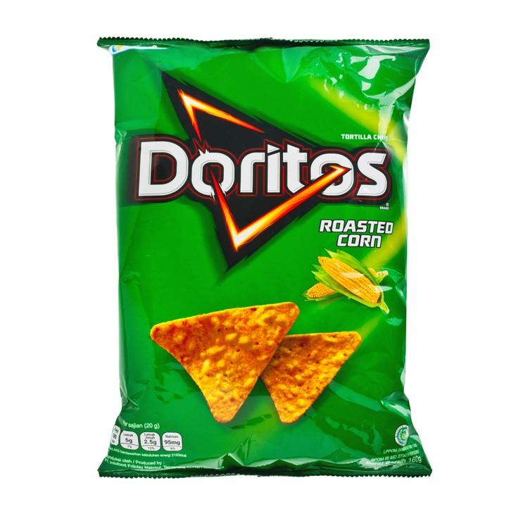 DORITOS - ROASTED CORN CHIPS - 160G