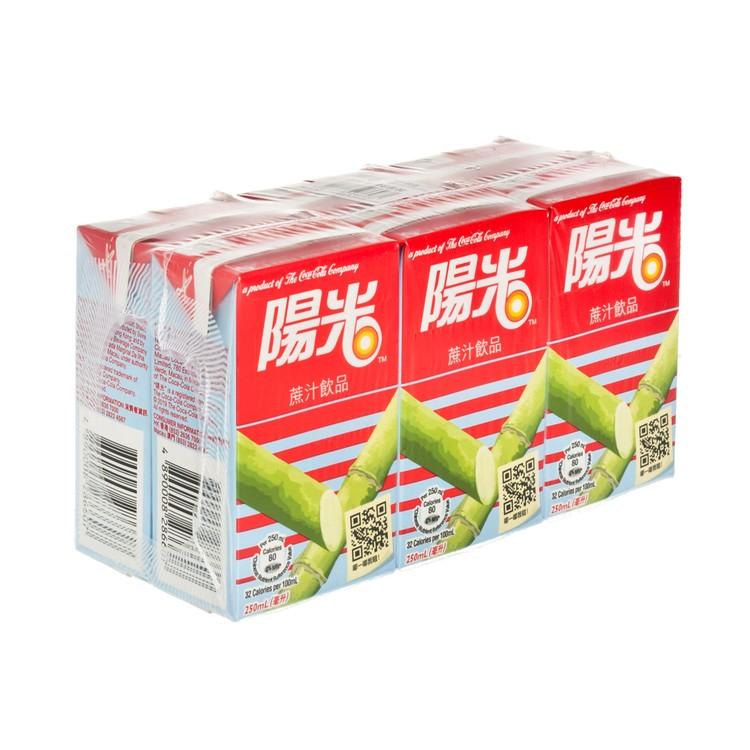 陽光 - 蔗汁飲品 - 250MLX6