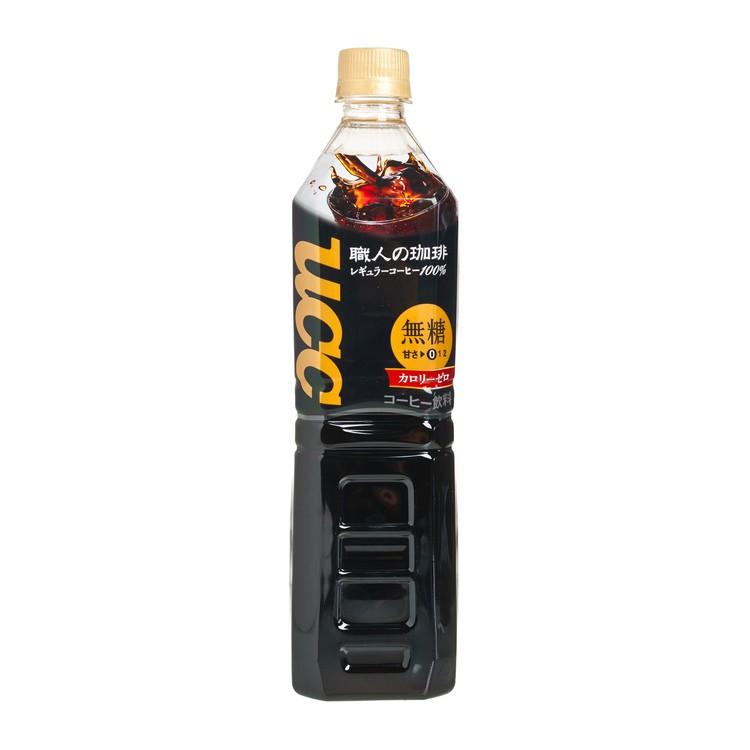 UCC - SHOKUNIN BLACK COFFEE  PET - 930ML