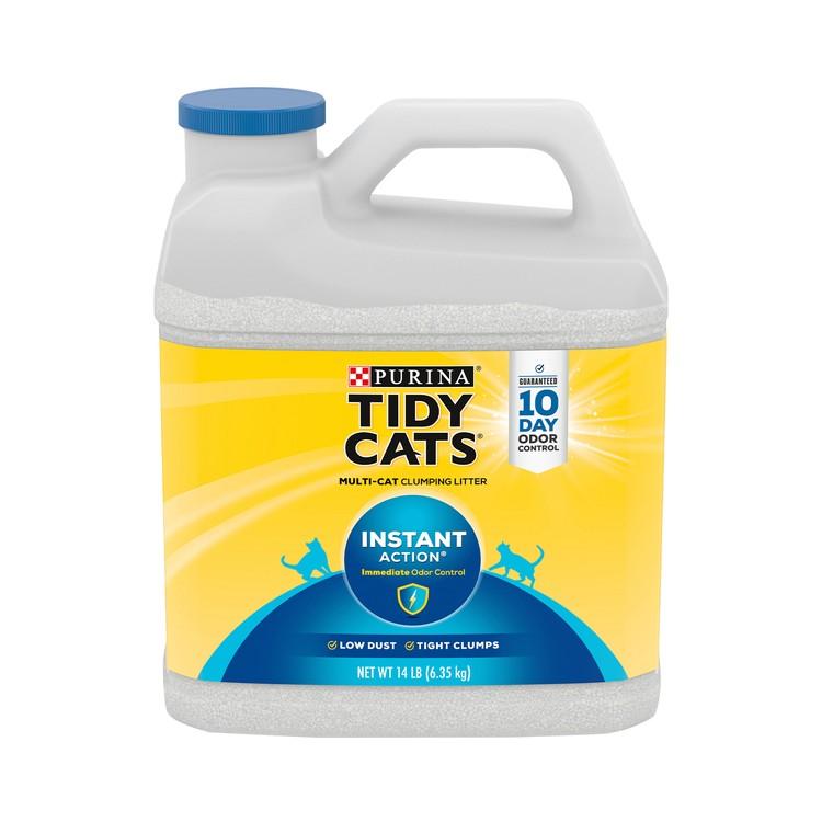 TIDY CAT - INSTACT SCP - 14LB