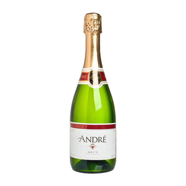 ANDRE - 汽泡酒-加州 - 75CL