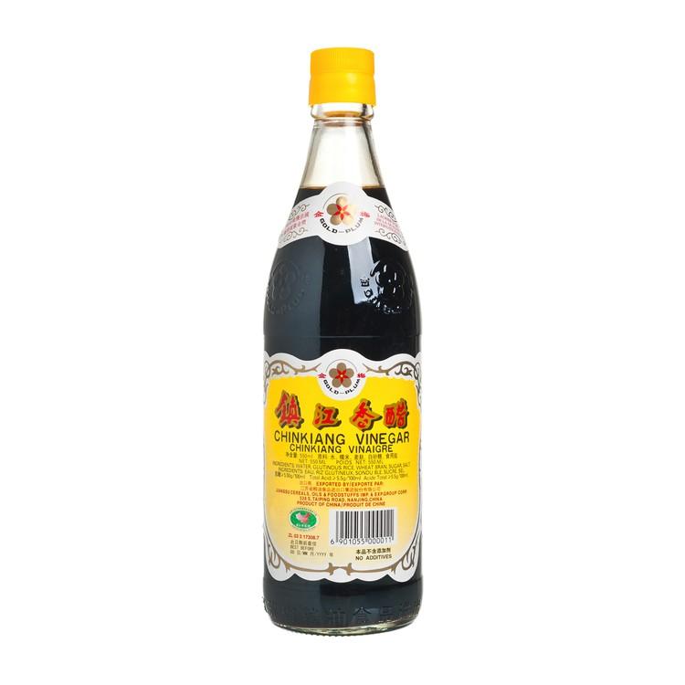 金梅牌 - 鎮江香醋 - 550ML