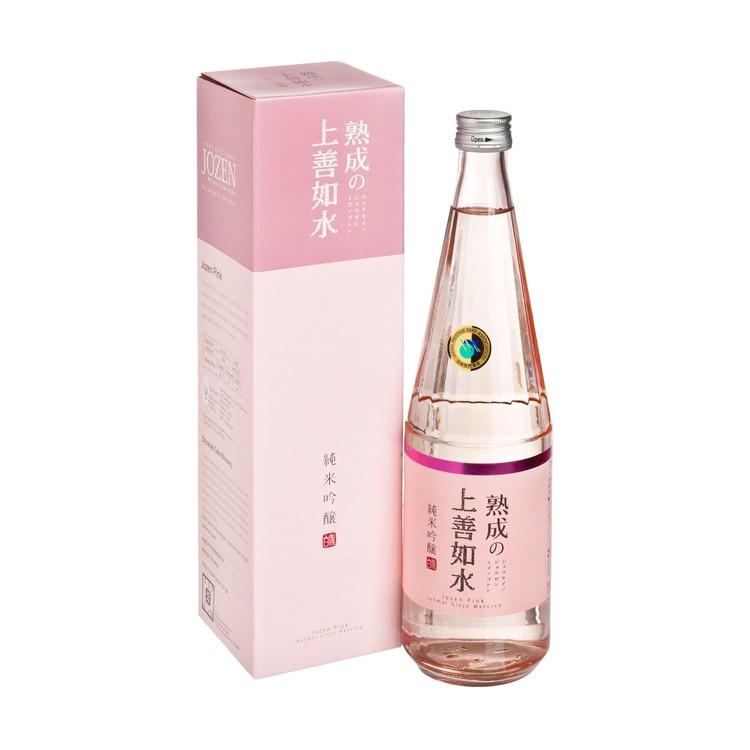 白瀧酒造 - 上善如水 純米吟醸 熟成  - 720ML