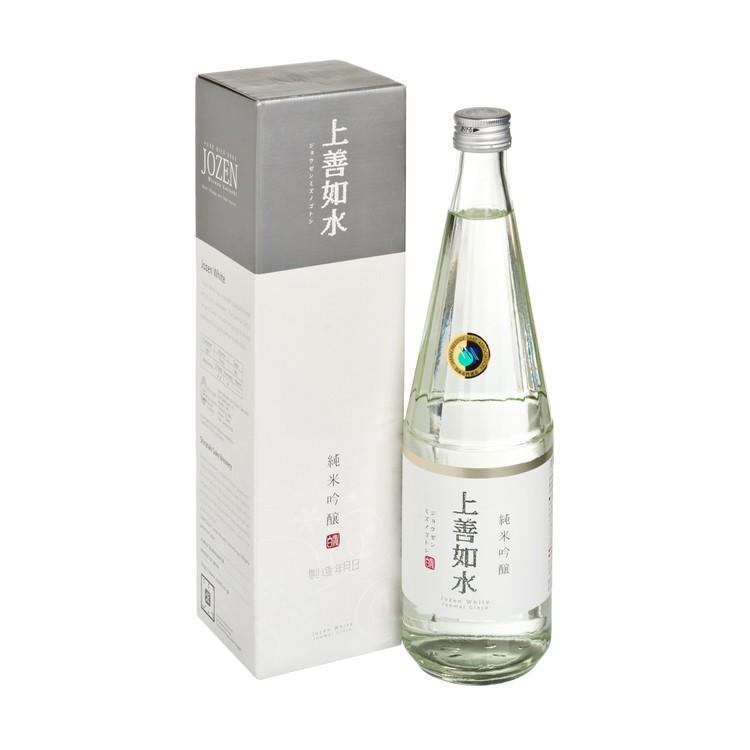 白瀧酒造 - 上善如水系列-純米吟醸 (大支裝) - 720ML