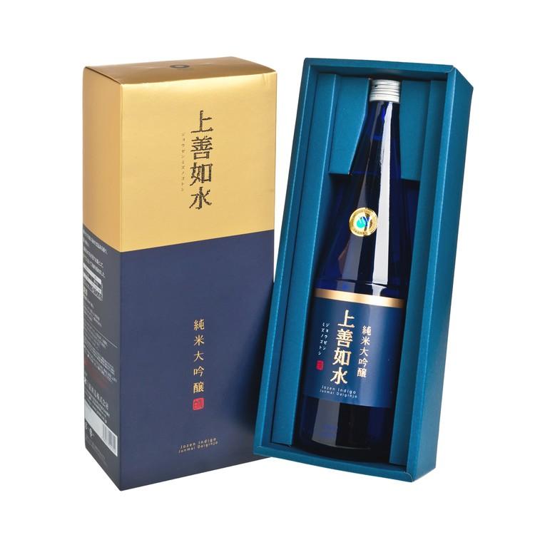 白瀧酒造 - 上善如水系列-純米大吟醸 (禮盒裝) - 720ML