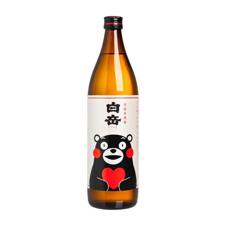 HAKUTAKE - KUMAMON SHOCHU - 900ML