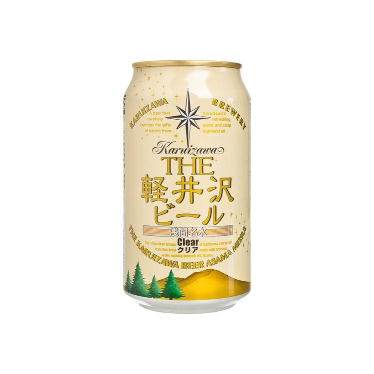 KARUIZAWA ASAMAKOUGEN - CLEAR BEER - 350ML