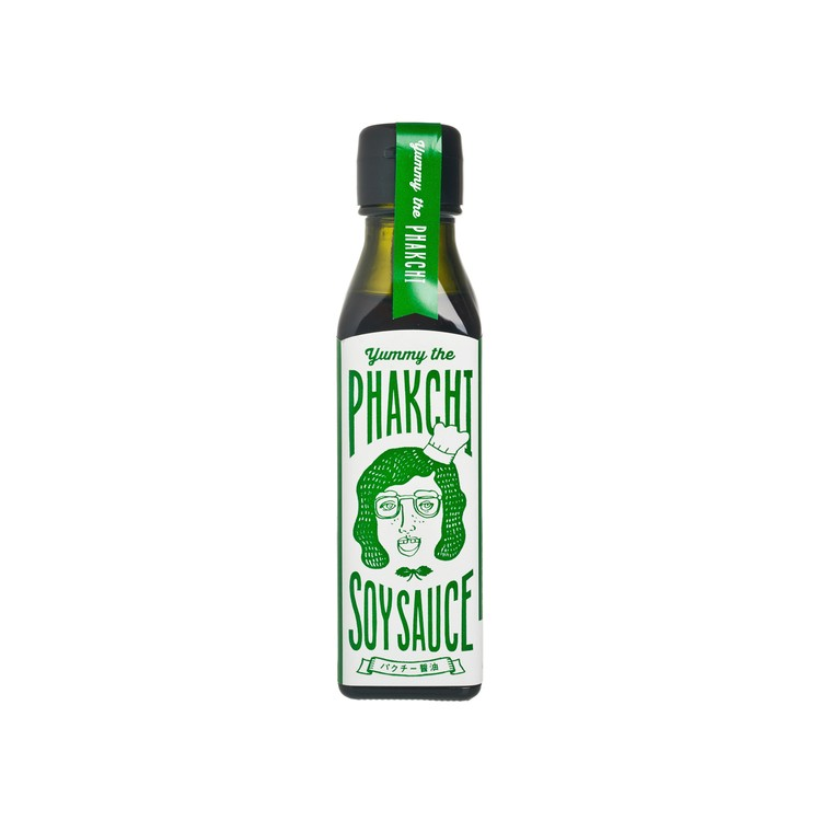 YUMMY THE PHAKCHI - SOY SAUCE-CORIANDER FLAVORED - 120ML