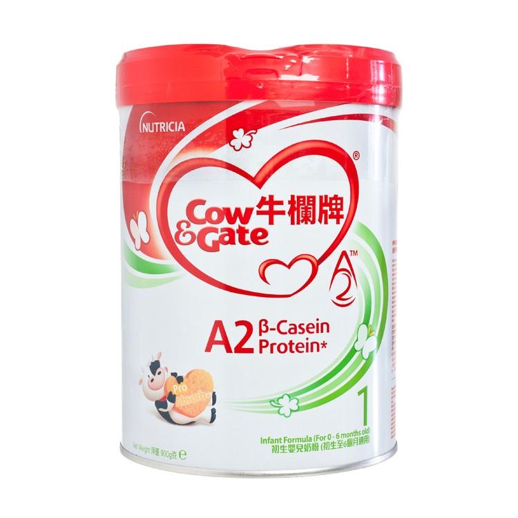 COW & GATE - A2 Β CASEIN PROTEIN  INFANT FORMULA #1 - 900G