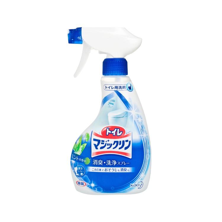 花王 萬潔靈 - 除臭潔淨泡沫噴裝(廁盆、座廁專用) - 380ML