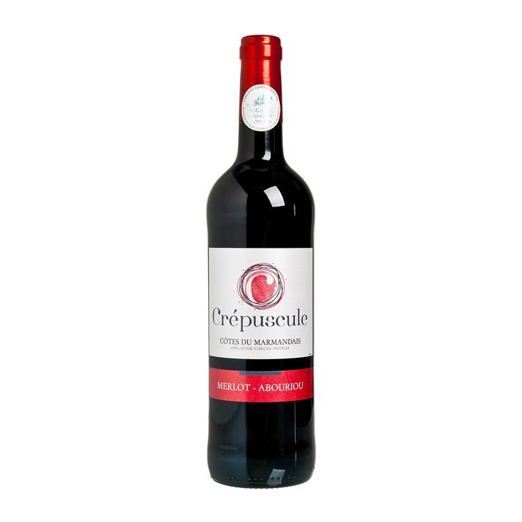 CREPUSCULE - 紅酒-AOC COTES DU MARMANDAIS - 750ML