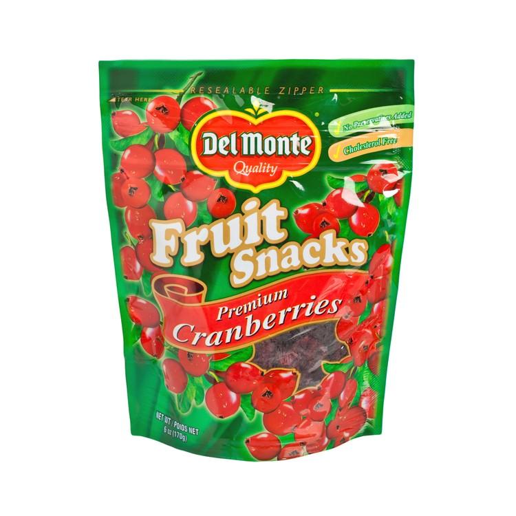 地捫 - 紅莓乾 - 6OZ