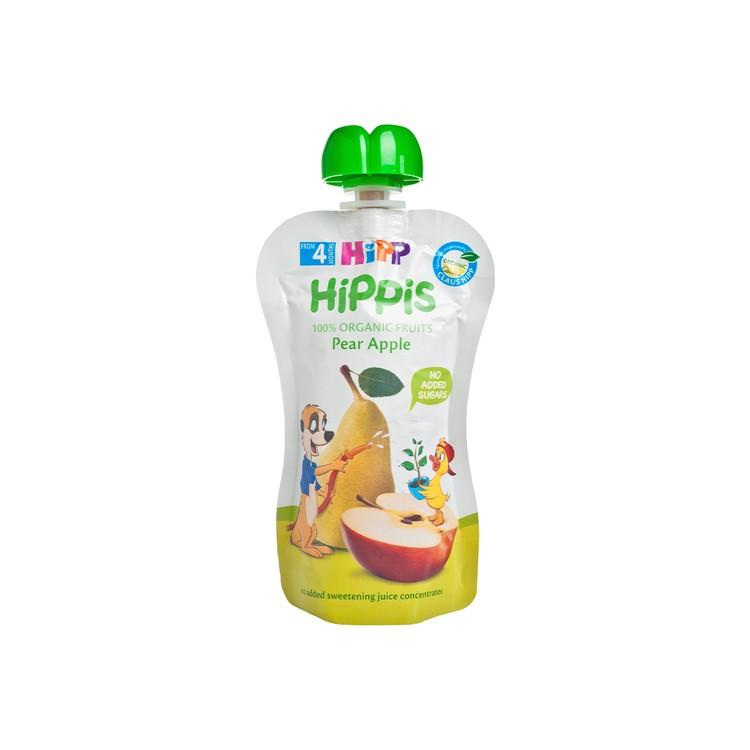 HIPP - ORGANIC PEAR APPLE - 100G