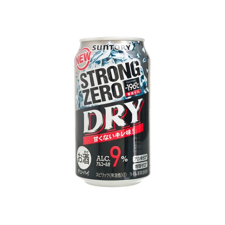 SUNTORY - STRONG ZERO-DRY - 350ML