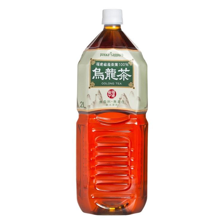 POKKASAPPORO - 烏龍茶 - 2L