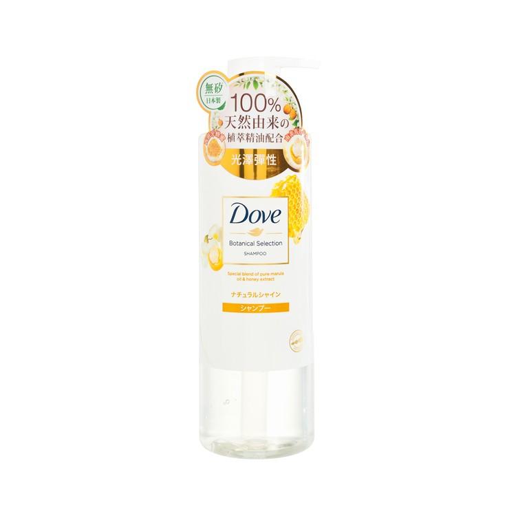 多芬 - 日本植萃光澤柔韌洗髮乳 - 500G