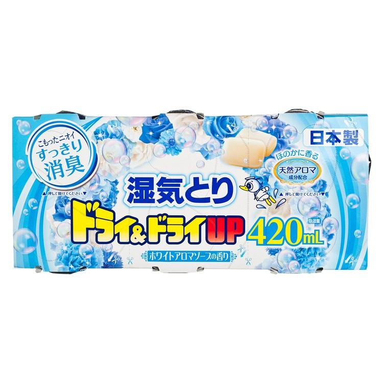 白元 - 花香吸濕器-肥皂花香 - 420MLX3