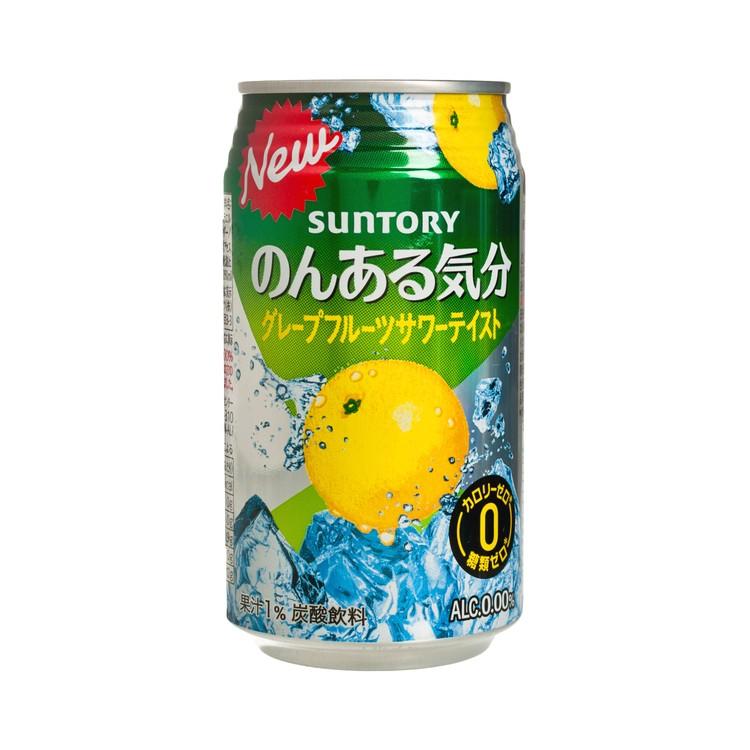 SUNTORY - COCKTAIL-GRAPEFRUIT (ALCOHOL-FREE) (CALORIES-FREE) - 350ML