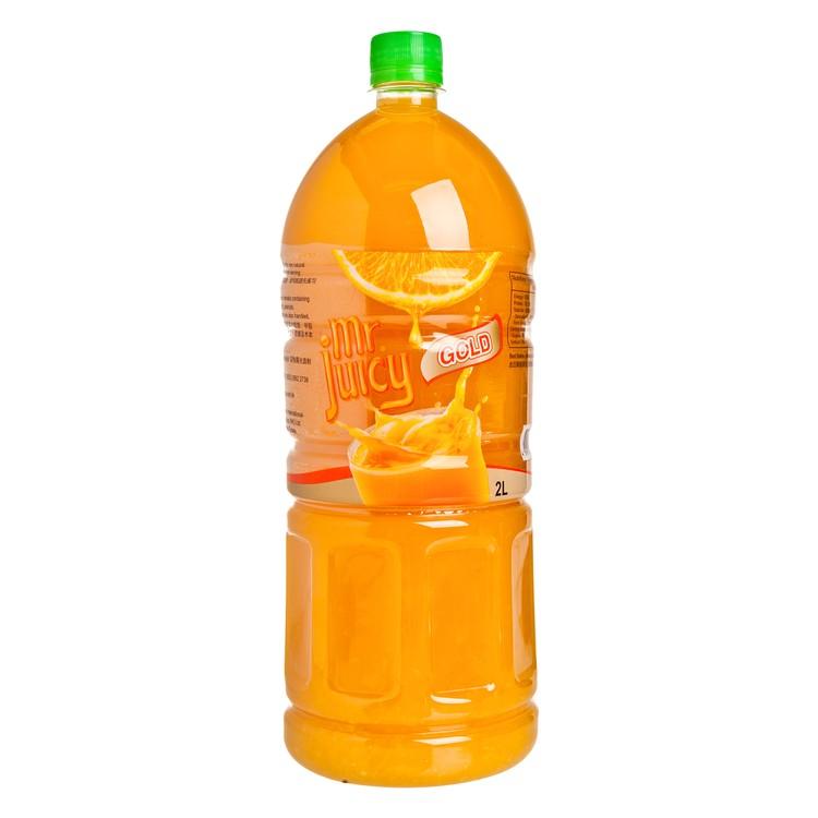 MR. JUICY - ORANGE JUICE DRINK-CATERING PACK - 2L