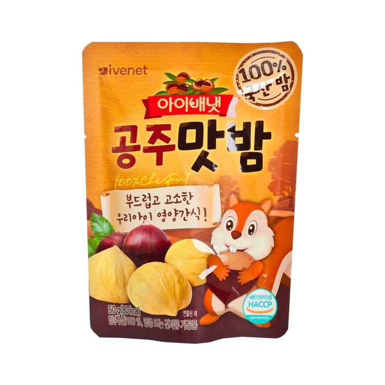 貝貝 - 營養香甜栗子 - 50G