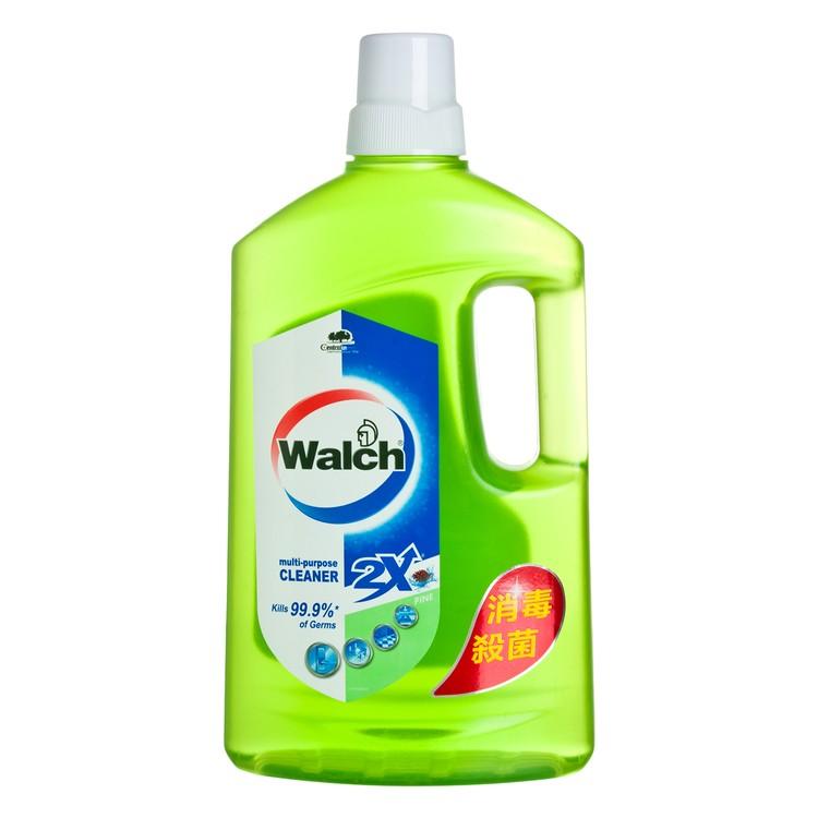 WALCH - MULTI PURPOSE CLEANER- PINE - 1.25L