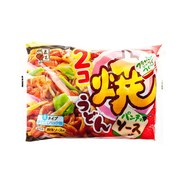 五木食品 - 炒烏冬-醬汁 (2人份量) - 406G