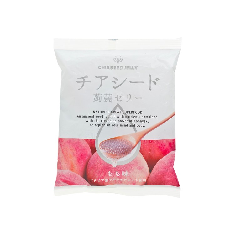 若翔 - 啫喱-奇亞籽蜜桃味 - 175G