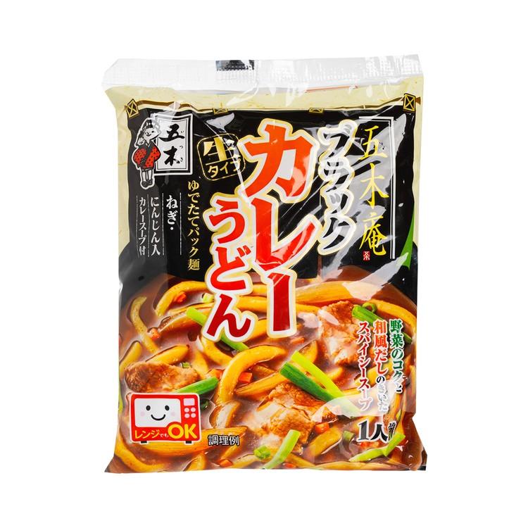 五木食品 - 烏冬-黑咖喱 - 226G