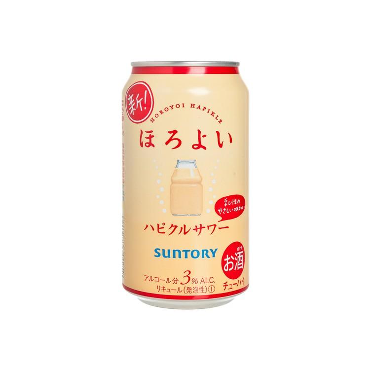 三得利 - 乳酸味果汁酒 - 350ML