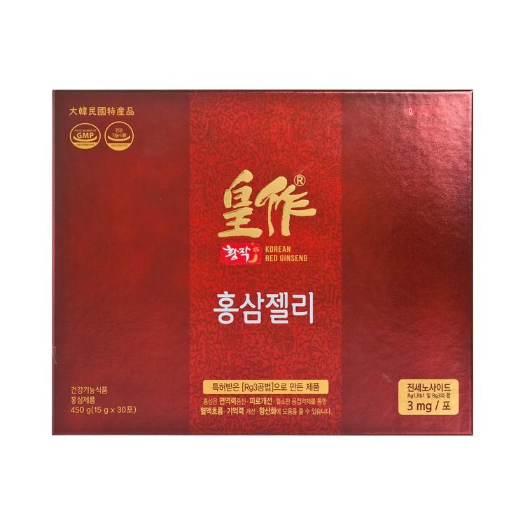 樂天 - 皇作高麗蔘濃縮凍 - 15GX30