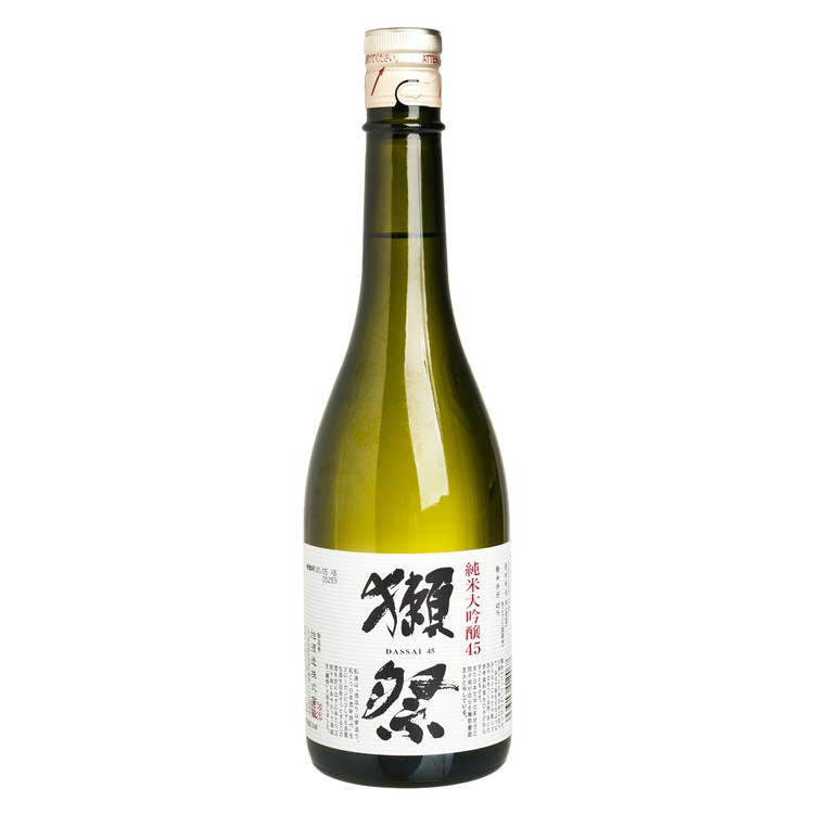 獺祭 - 45%純米大吟釀 - 720ML