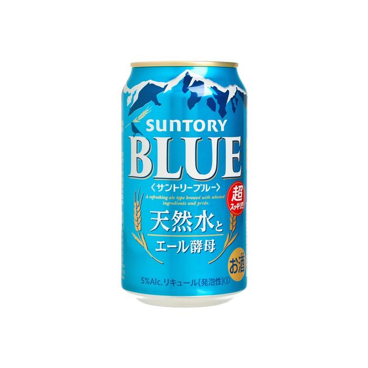 三得利 - 100%天然水釀麥芽啤酒 - 350ML