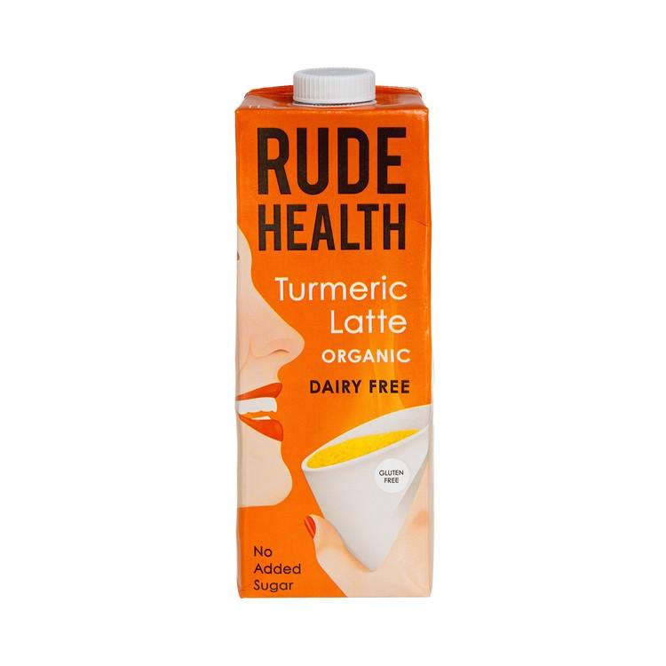 RUDE HEALTH (平行進口) - 有機黃薑米奶 - 1L