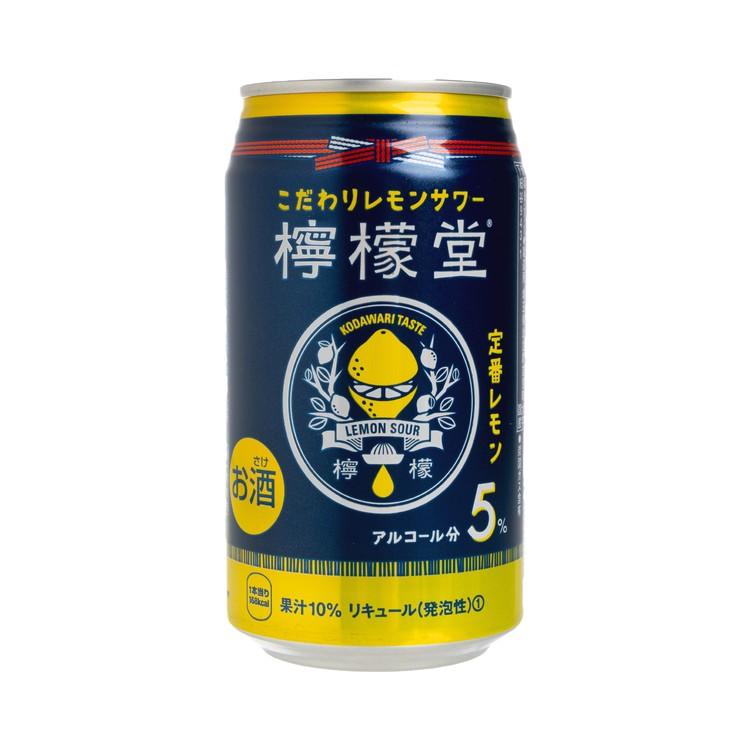 可口可樂 -檸檬堂 - 汽泡酒 - 350ML