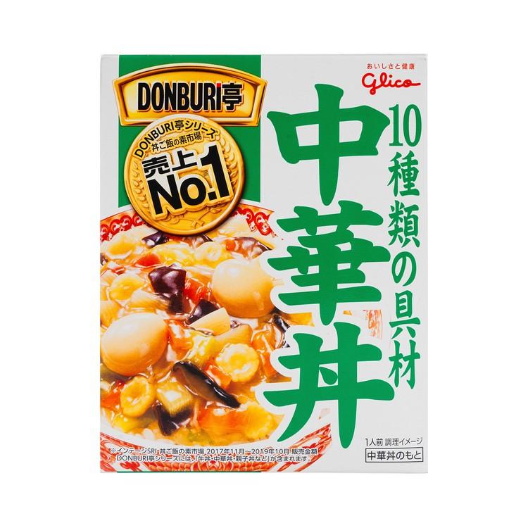 固力果 - DONBURI亭中華丼 - 160G