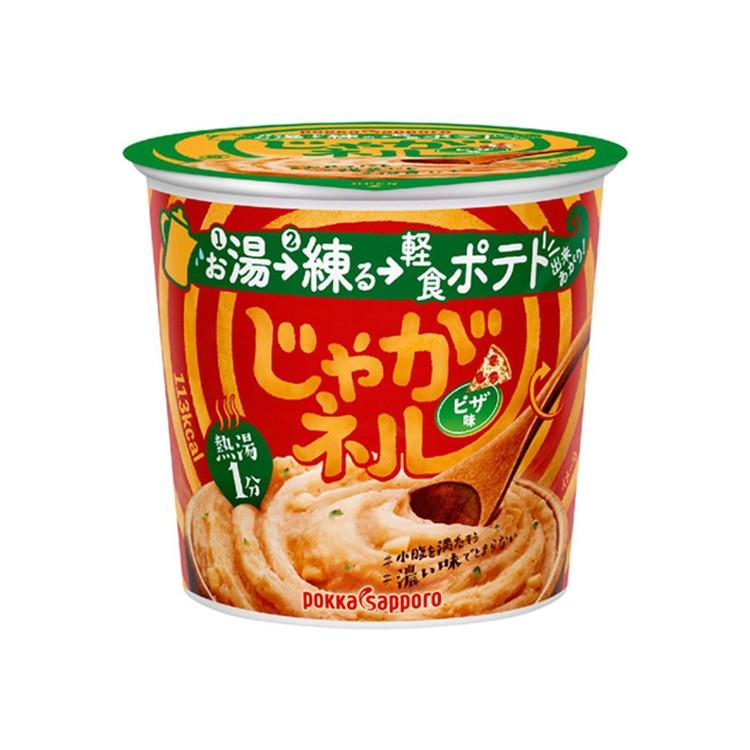 POKKASAPPORO - 蕃茄PIZZA芝士味薯蓉 - PC