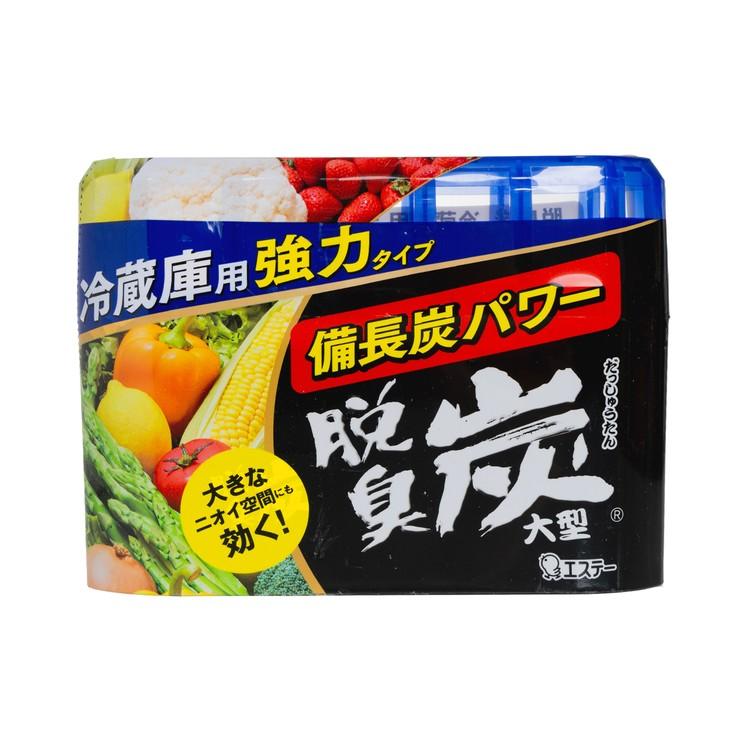 雞仔牌 - 備長炭冰箱除異味劑 - 重量裝 - 240G