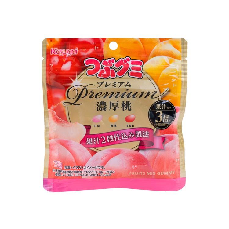 春日井 - 水蜜桃軟糖 - 75G