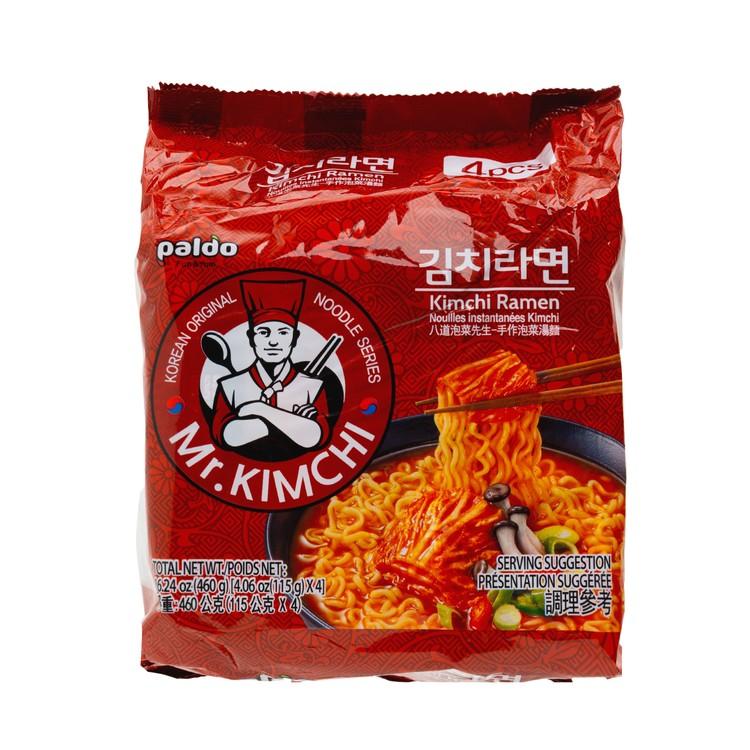八道 - 韓國泡菜先生拉麵 - 115GX4