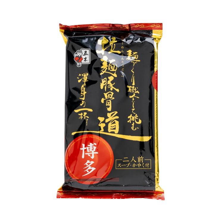 五木食品 - 拉麵-博多辛辣豚骨湯 (2人份量) - 274G