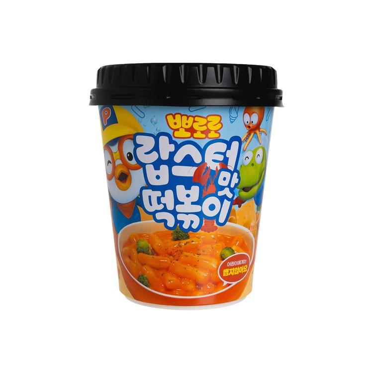 八道 - 韓式辣龍蝦湯味年糕 - 115G