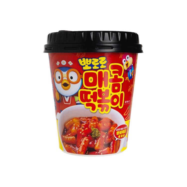 八道 - 韓式辣味年糕 - 120G
