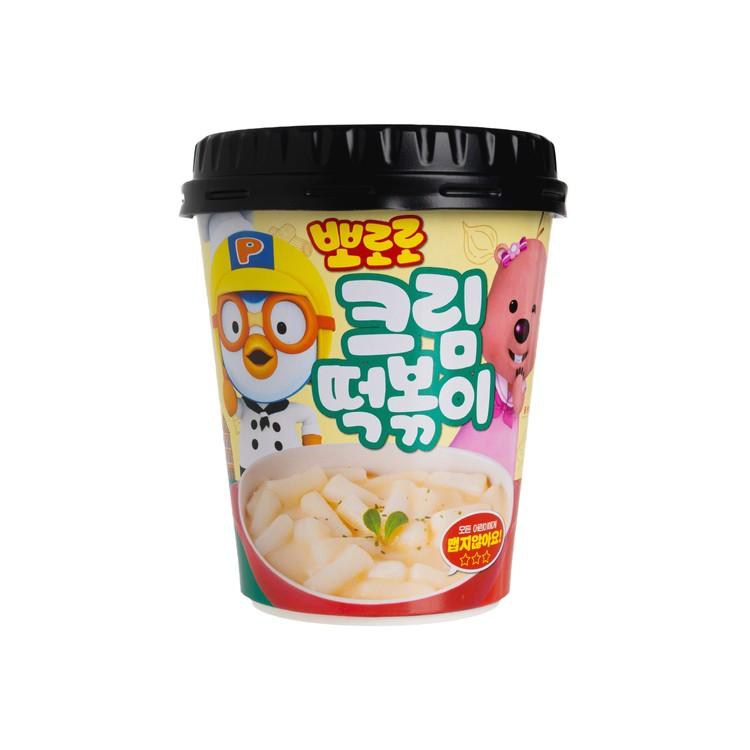 八道 - 韓式忌廉湯味年糕 - 115G